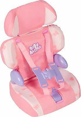 Casdon BABY HUGGLES CAR BOOSTERSEAT Role Play Doll Accessory Toy/Gift  - BN