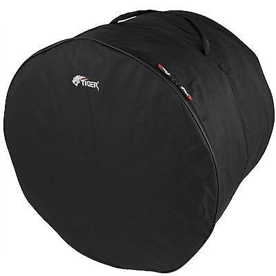 "22"" Bass Drum Bag in Black - Warehouse Clearance Bargain!"