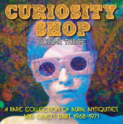 Various Artists - Curiosity Shop: Rare Collection of Aural [New CD]