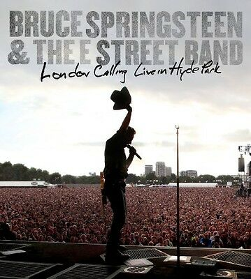 Bruce Springsteen & the E Street Band: London Calling - Live in  (2010, DVD NEW)