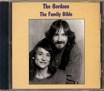 The Gordons - The Family Bible RARE ORIG Canadian Country Gospel CD (Brand New!)