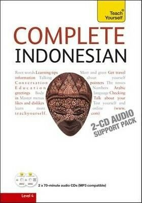 Teach Yourself Complete Indonesian (bahasa Indonesia) (CD Only) by Christopher B