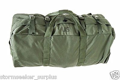 Army Improved Duffle Bag Deployment 8465-01-604-6541