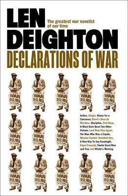 Declarations of War, Deighton, Len | Paperback Book | 9780008162221 | NEW