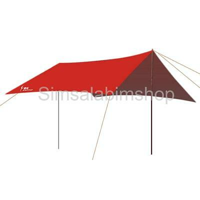Lightweight Rain Fly Tent for Canopy Hammock Outdoor Camping Tarp Shelter