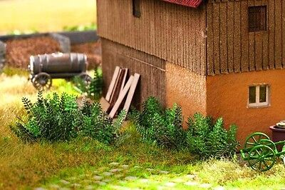 NOCH 00/H0 Gauge Laser Minis Railway/Layout/ Scenic Kit No:14138 Stinging Nettle