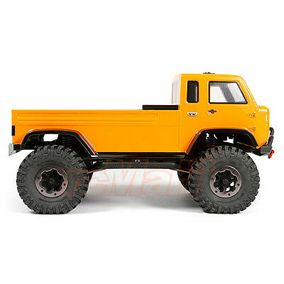 Axial Jeep Mighty FC Clear Rock Crawler Body AX31268 AXIAX31268