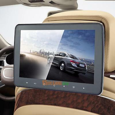 "10""1080P HD Digital LCD Screen Car AUTO Headrest Monitor Video MP5 Player"