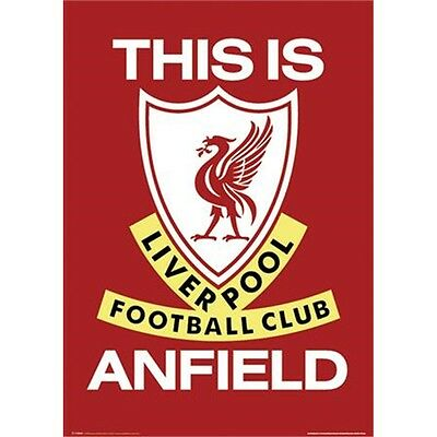 This Is Anfield Liverpool Fc Maxi Poster - Official 61x91