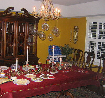 Dining room set, Excellent condition buy set or individual pieces