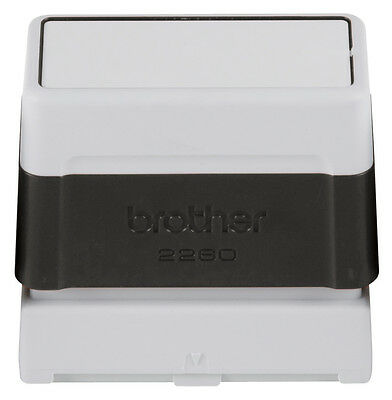 Brother 2260 Rubber Stamp