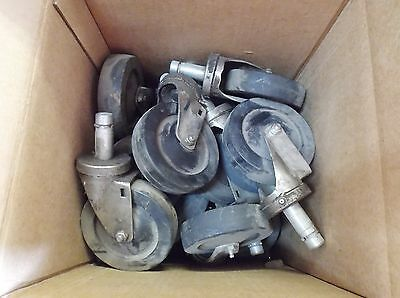 """Casters 5"""" (Lot Of 20), Used"""