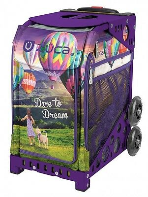 Zuca bag and frame Dare to Dream (Believe)