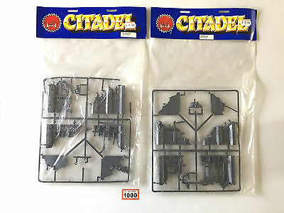 Games Workshop Warhammer 40,000 40K 30K Gothic Buildings Ruins New & Sealed X 2