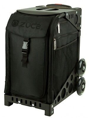 Zuca bag and frame Stealth (choice of frame colour)