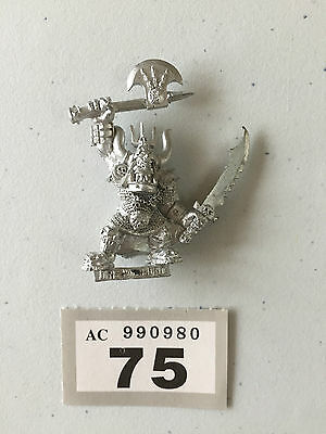 Games Workshop Age Of Sigmar Warhammer Quest Lair Of The Orc Lord Gorgut Metal