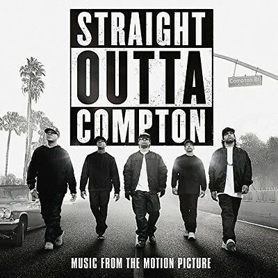 Various - Straight Outta Compton (Original Soundtrack) [New CD] Clean