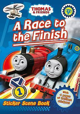 Thomas and Friends: A Race to the Finish Sticker, , New