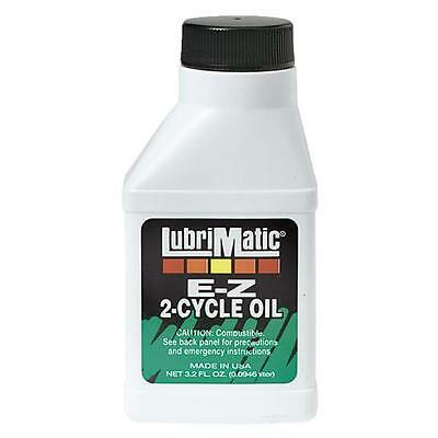 3.2-ounce LubriMatic E-Z 2-Cycle Motor Oil