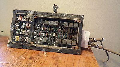 1994 kenworth t600 fuse box 1994 kenworth t600/ t800/ w900 fuse box panel p-0499 ... kenworth t600 fuse box #3