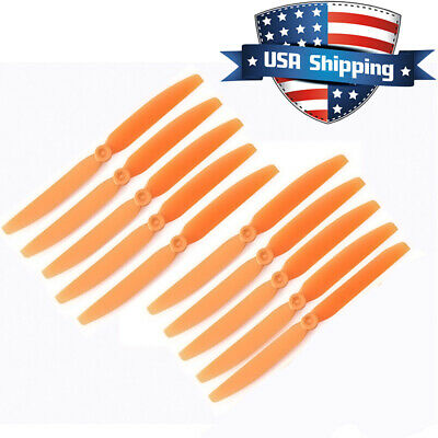 10pcs Gemfan 9 x 4.7 9047 Slow Flyer Electric RC Airplane Prop NOT FOR DRONES