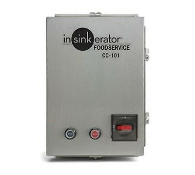 InsinkErator CC101K-4 Control Center - Cc101 380-460V/3Ph