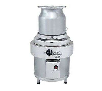 "InSinkerator Disposer 3 HP 12"" bowl SS-300-12B-CC101"