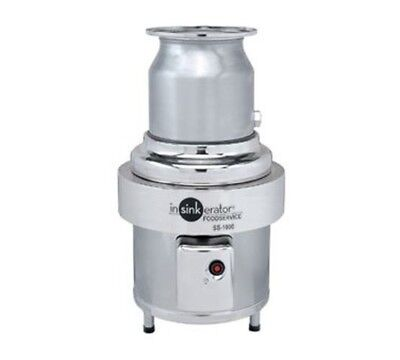 InSinkErator Commercial Garbage Disposer Only, 10 HP