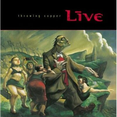 Live - Throwing Copper [Vinyl New]