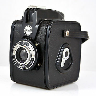Gevaert Gevabox - vintage box camera