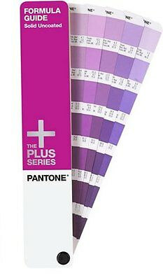 Pantone Plus Series Formula Guide Solid Uncoated Only  NEW in wrapper.