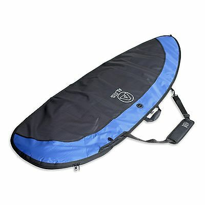 NEW 8mm padding Alies FISH Surfboard Cover Premium Surf Bag