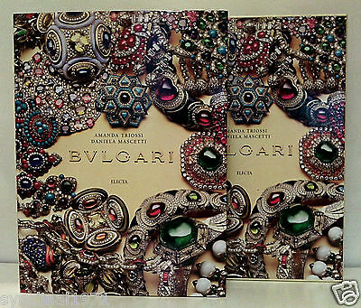 BVLGARI BULGARI ELECTA 2007 English Perfect Mint Condition Box Jacket Hardcover