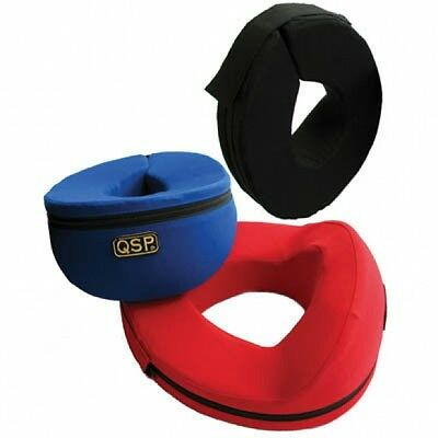 QSP Neck Support #L Blue