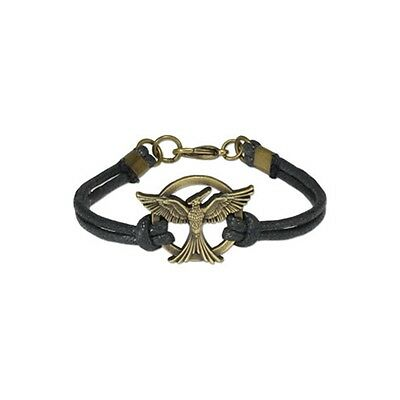 The Hunger Games Movie Part 1 Mockingjay Cord Bracelet - Official Film Jewellery