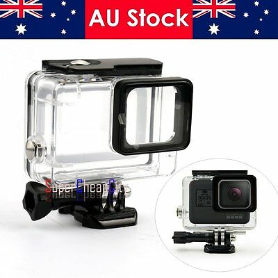 Underwater Waterproof Housing Case Protecting Cover Shell For GoPro Hero 5