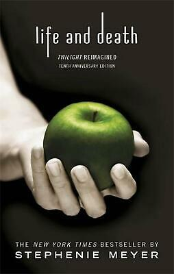 Life and Death: Twilight Reimagined by Stephenie Meyer Paperback Book Free Shipp