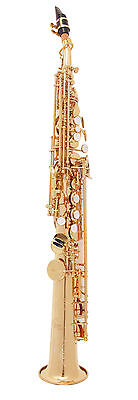 Odyssey Premiere OSS600 Straight Soprano Sax Outfit