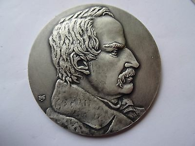 Medaille Thedor Kalide 1801 - 1863   118 Gramm Silber