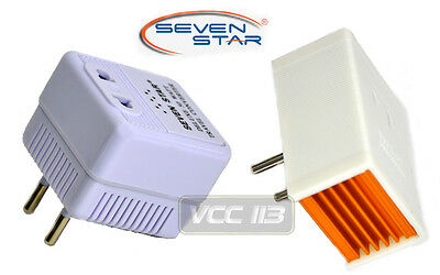 Seven Star 50W+1600W TRAVEL Voltage CONVERTER Adapters 220~110V 50 Watts + 1600