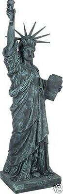Statue of Liberty with Light Statue - Statue of Liberty Statue Replica - 7.5 FT