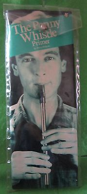 The Penny Whistle Primer Compact Reference Library Book & Whistle