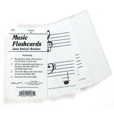 Flashcards: General Music by Jane Bastien