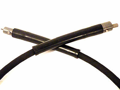 NEW Flexible Rotary Shaft Cable- Suhner type  tools -  Din10 G22 7x1500 #3000702