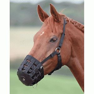 Shires Nylon Grazing Muzzle 495N