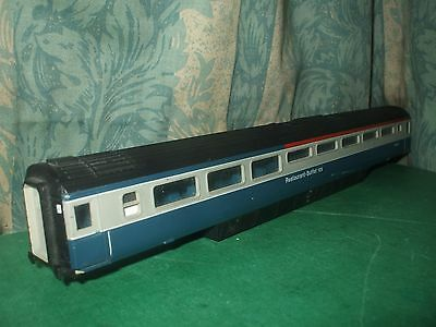 Lima Br Mk3 Trailer Restaurant Buffet Blue/grey Coach Body Only - No Bogies