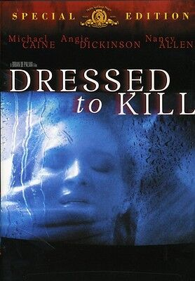 Dressed to Kill [Special Edition] (2011, DVD NEW)
