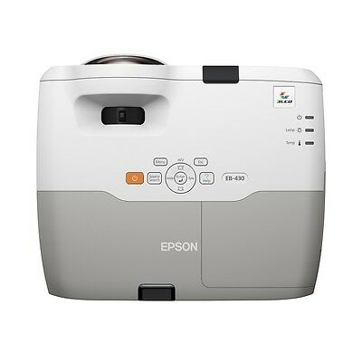 EPSON EB-435W  Short-throw WXGA projector