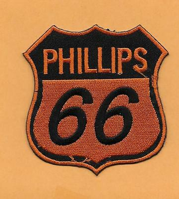 "Phillips 66  3"" Patch"