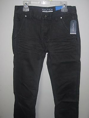 Nautica 087 Deep Sea Youth Boy's Straight Fit Jeans Size 12